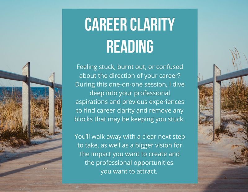 Career Clarity Reading